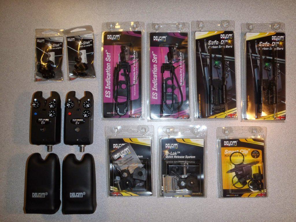 Delkim EV Plus & Accessories